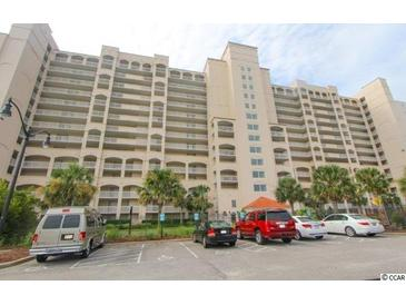 Photo one of 4801 Harbour Point Dr # 604 North Myrtle Beach SC 29582 | MLS 1800723